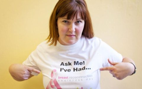 Health: Breast cancer survivors bare it all