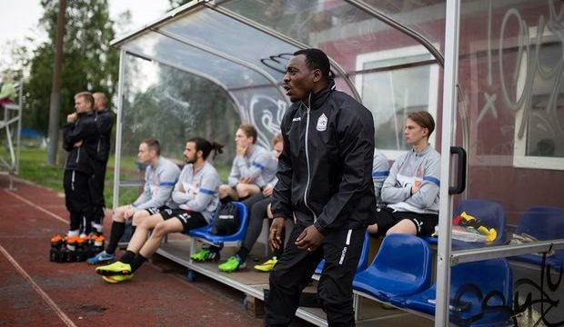 Sports: Eagles Will Win Russia 2018 World Cup - Amokachi