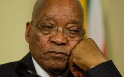 South African: President Zuma Resigns