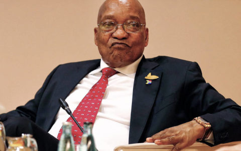 South Africa: Jacob Zuma 'rejects ANC request' to stand down