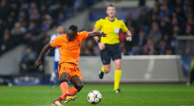 Football: Mane Fires in 3 as Liverpool Thrash Porto 5:0