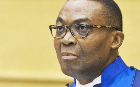 World: Nigerian - Chile Eboe-Osuji Elected President of the ICC