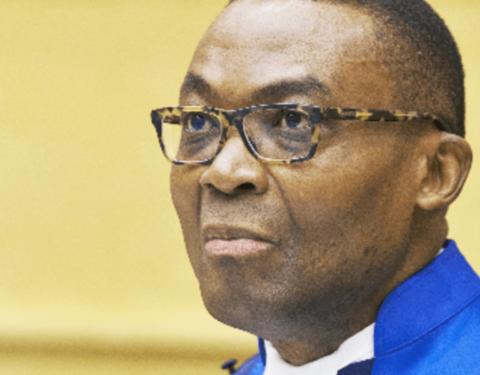 World: Nigerian - Chile Eboe-Osuji Elected President of the ICC