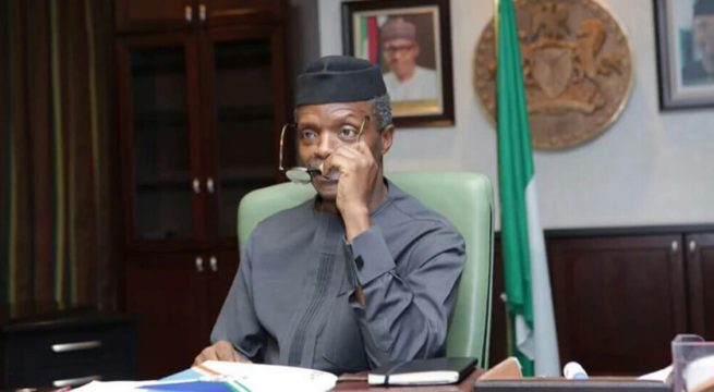 Nigeria: Osinbajo Confirms That Buhari Cannot Deliver