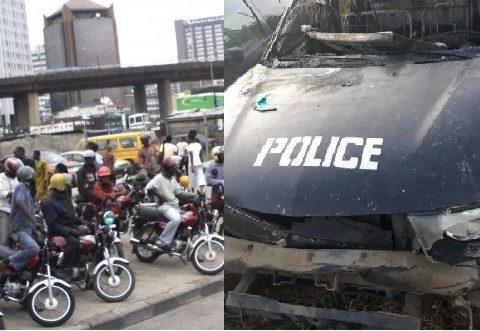 Nigeria: Okada Rider's Death Triggers Mob Attack On Police Station