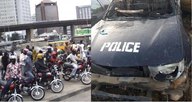 Nigeria: Okada Rider's Death Triggers Mob Attack On Police Station