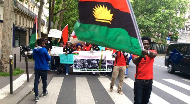 Biafra: Another Successful Quasi Referendum - Evang. Elliot
