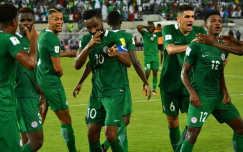 Sports: Eagles Leave for London, Four Players Dropped by Rohr