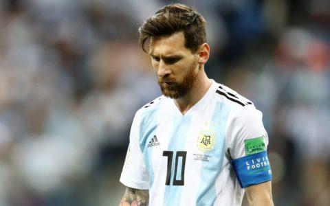 World Cup: Croatia Stuns Argentina, Wins 3:0