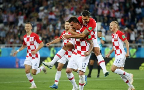 World Cup: Nigeria Loses 2:0 to Croatia