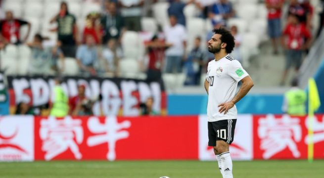 World Cup: Egypt Ends World Cup without a Win, Loses 1:2 to Saudi Arabia