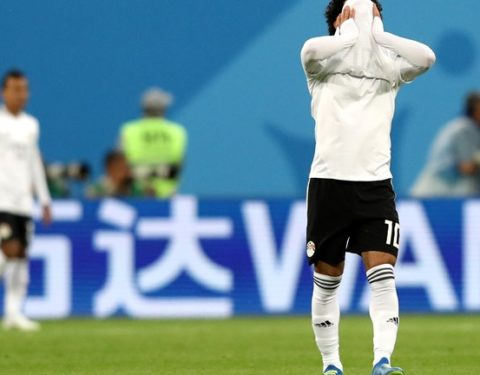 World Cup: Egypt Falls 1:3 to Hosts, Russia