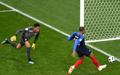 World Cup: France Beats Peru 1:0 to Move on to the Round of 16