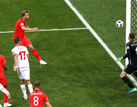 World Cup: Tunisia Loses 2:1 to England