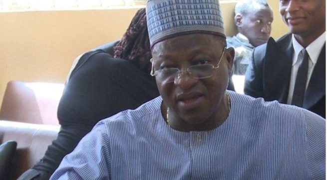 Breaking: Ex-Plateau State Governor, Joshua Dariye Sentenced to 14 Years Imprisonment
