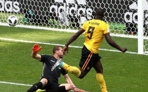 World Cup: Belgium Overruns Tunisia 5:2