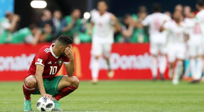 World Cup: Morocco Lose 0:1 to Iran Via Own-Goal