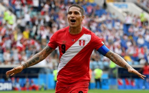 World Cup: Peru Defeats Australia 2:0