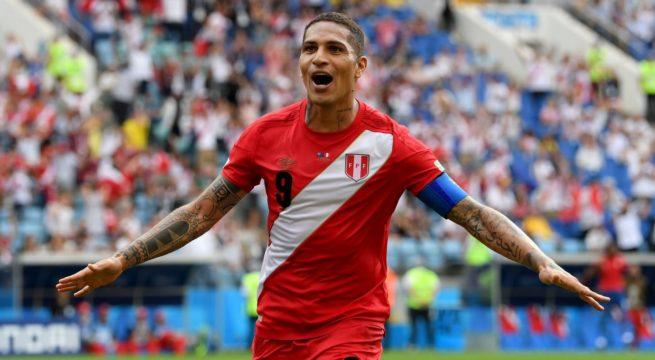 World Cup: Peru Defeats Australia 2:0