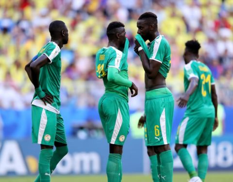 World Cup: Senegal Drops Out, Loses 0:1 to Colombia