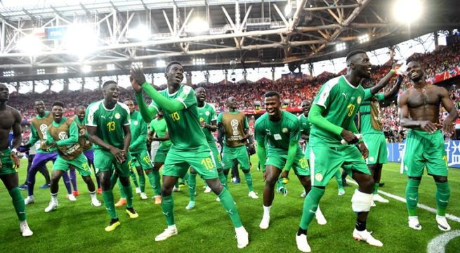 World Cup: Senegal Gives Africa its First Win