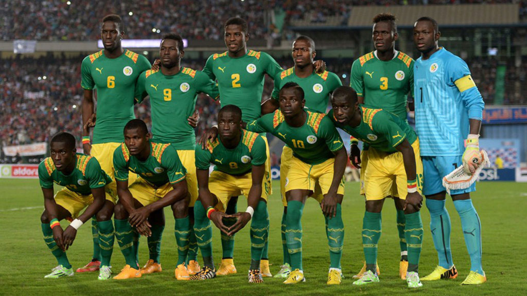 Senegalese National Team