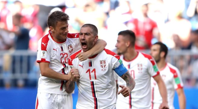 World Cup: Costa Rica Loses 0:1 to Serbia