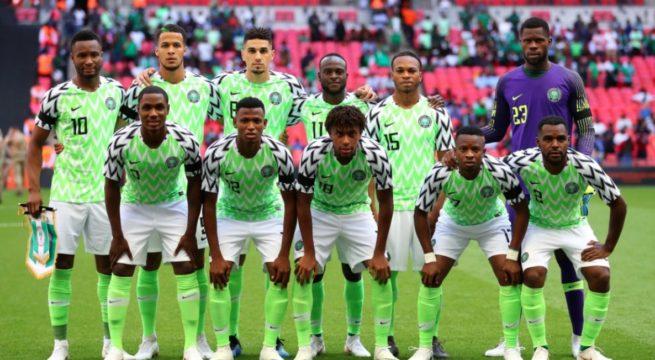 Sports: Nigerian Super Eagles Lose 0:1 to Czech Republic
