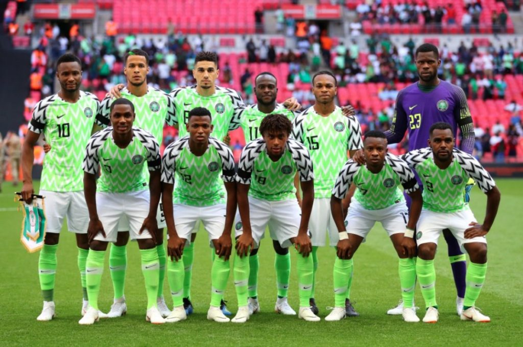 2018 World Cup: Rohr Names Super Eagles Final 23-Man Squad