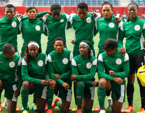Sports: Nigeria Beat Gambia 6:0 to Qualify for AWCON
