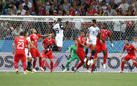 World Cup: Switzerland Draws 2:2 with Costa Rica