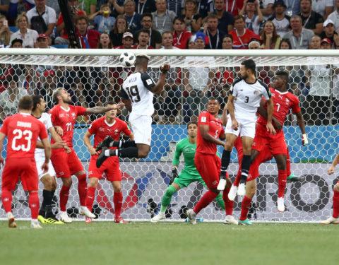 World Cup: Switzerland Draws 2:2 with Costa Rica