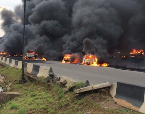 Nigeria: Over 50 Cars Burnt and at Least 9 Dead as Tanker Explodes in Lagos