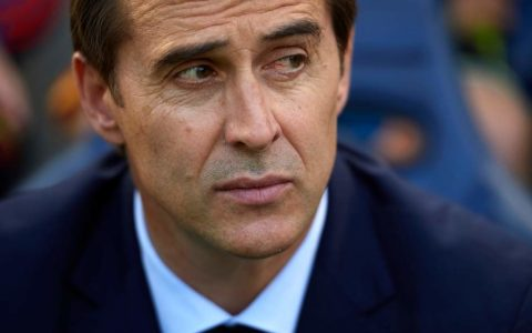 Sports: Real Madrid Appoints Julen Lopetegui New Manager