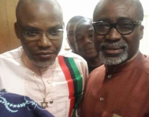 Breaking News: Senator Abaribe Arrested by DSS