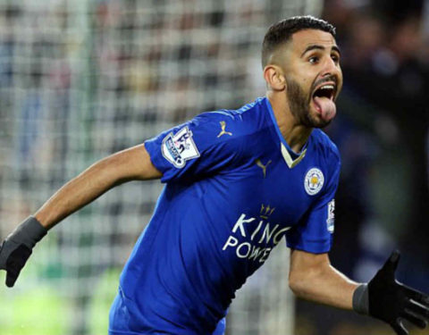 Sports: ManCity to Sign Mahrez for £60m