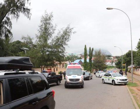 Nigeria: Bukola Saraki's Convoy Blocked by the Police
