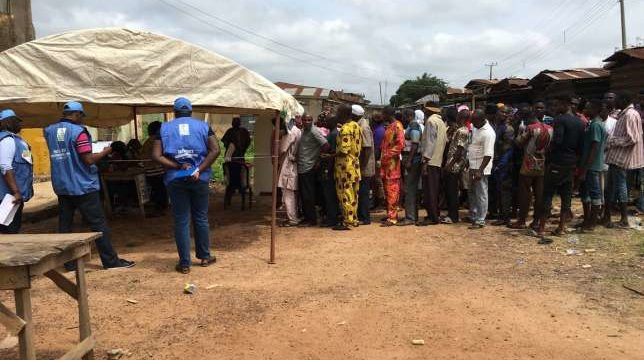 Nigeria: Ekiti Elections - Party Agents Arrested for Sharing Money at Polling Stations