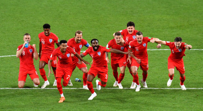World Cup: England Escapes Narrowly, Wins Colombia on Penalties