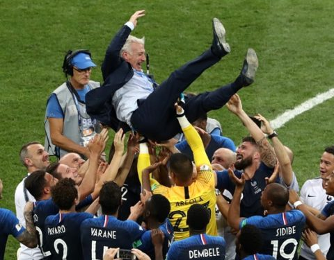World Cup: France Lifts the 2018 FIFA World Cup