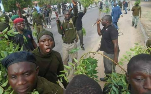 Nigeria: There Was No Police Protest - Nigerian Police Force