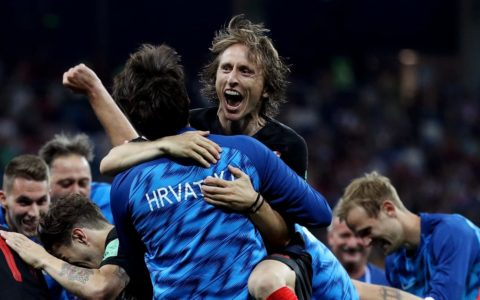 World Cup: Croatia Knocks Out Denmark on Penalties