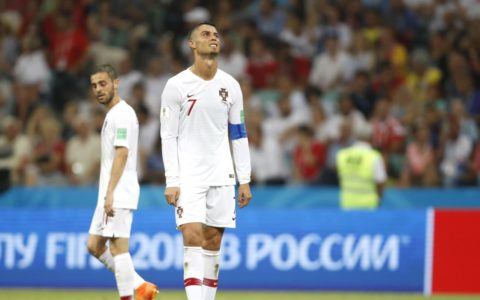 World Cup: Ronaldo Exits as Portugal Loses 1:2 to Uruguay