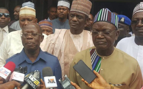 Nigeria: Samuel Ortom Rescinds Decision, Remains In APC