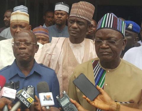 Nigeria: Samuel Ortom Rescinds Decision, Remains In APC