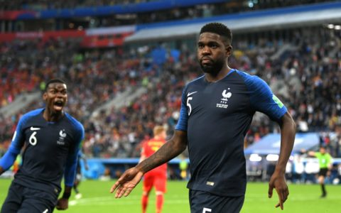 World Cup: France Advances to the Finals, Beats Belgium 1:0