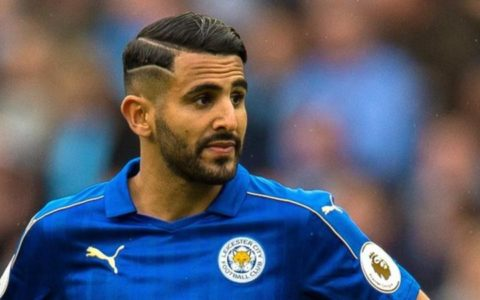 Premiership: Mahrez Finally Join ManCity for £60 million