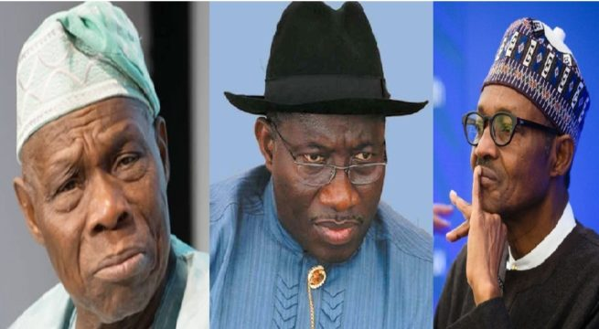 Comparison Between OBJ, GEJ and PMB Shows Buhari is not Fighting Corruption