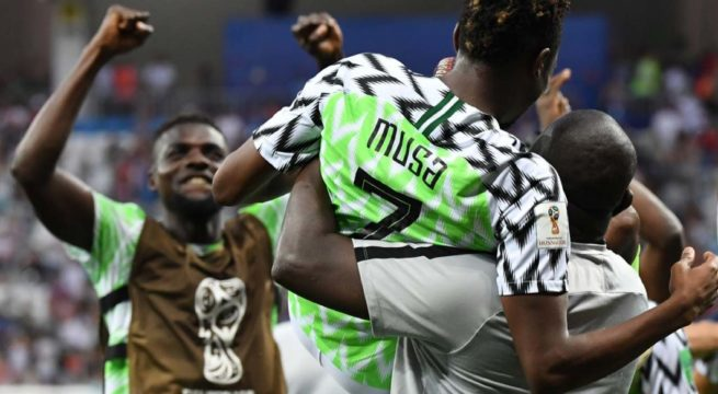 Sports: Nigeria Wins Seychelles 3:0