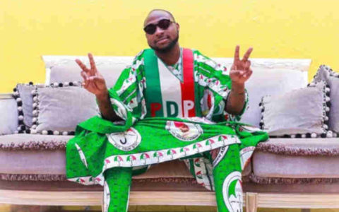 Nigeria: Osun Elections - Davido Calls on Buhari to do the Right Thing